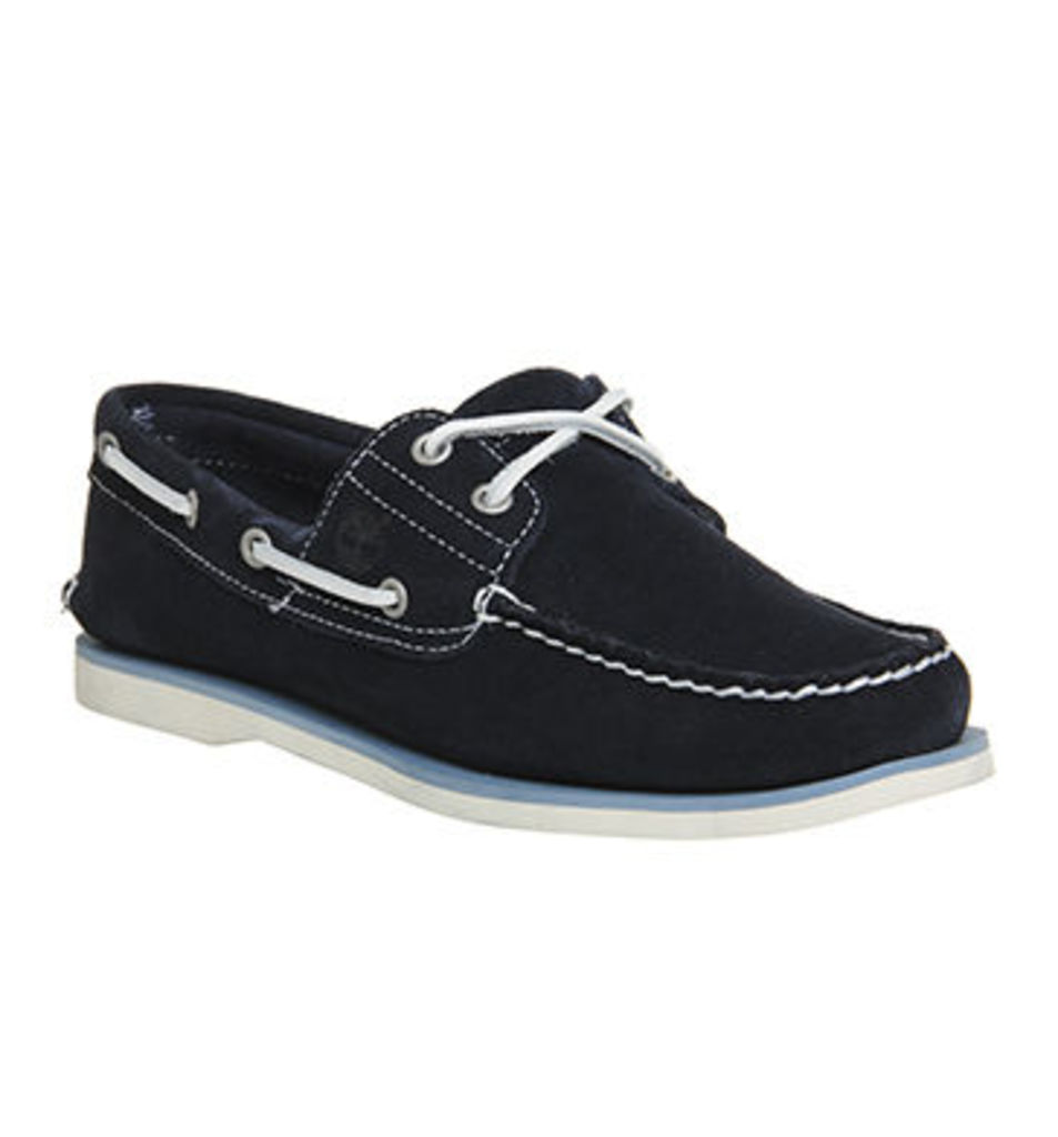 Timberland New Boat Shoe NAVY SUEDE