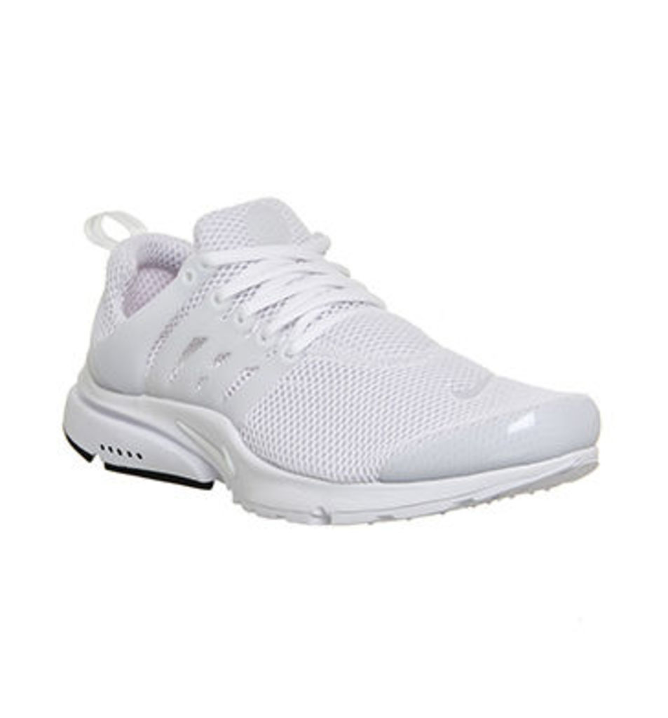 Nike Air Presto Fs WHITE WHITE BLACK