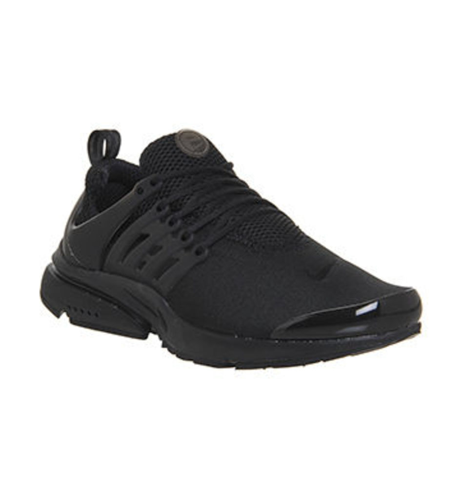 Nike Air Presto Fs BLACK MONO