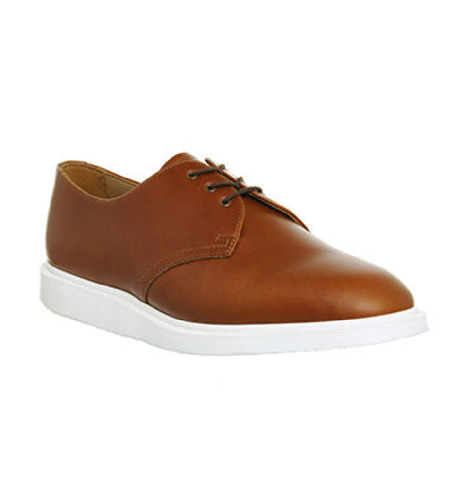 Dr. Martens Torriano Shoe OAK ANALINE LEATHER