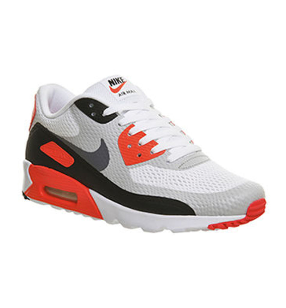 Nike Air Max 90 Ultra M WHITE COOL GREY INFRARED