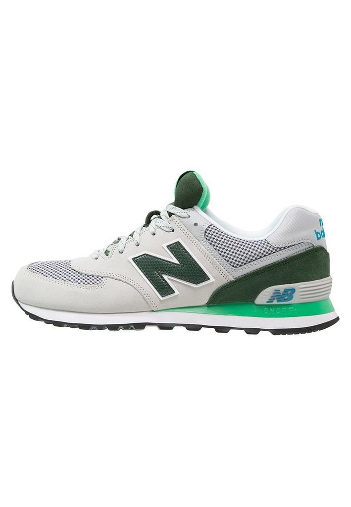 New Balance ML574 Trainers grey/green