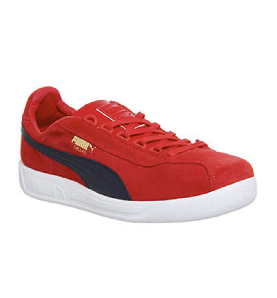 Puma Dallas RED BLUE