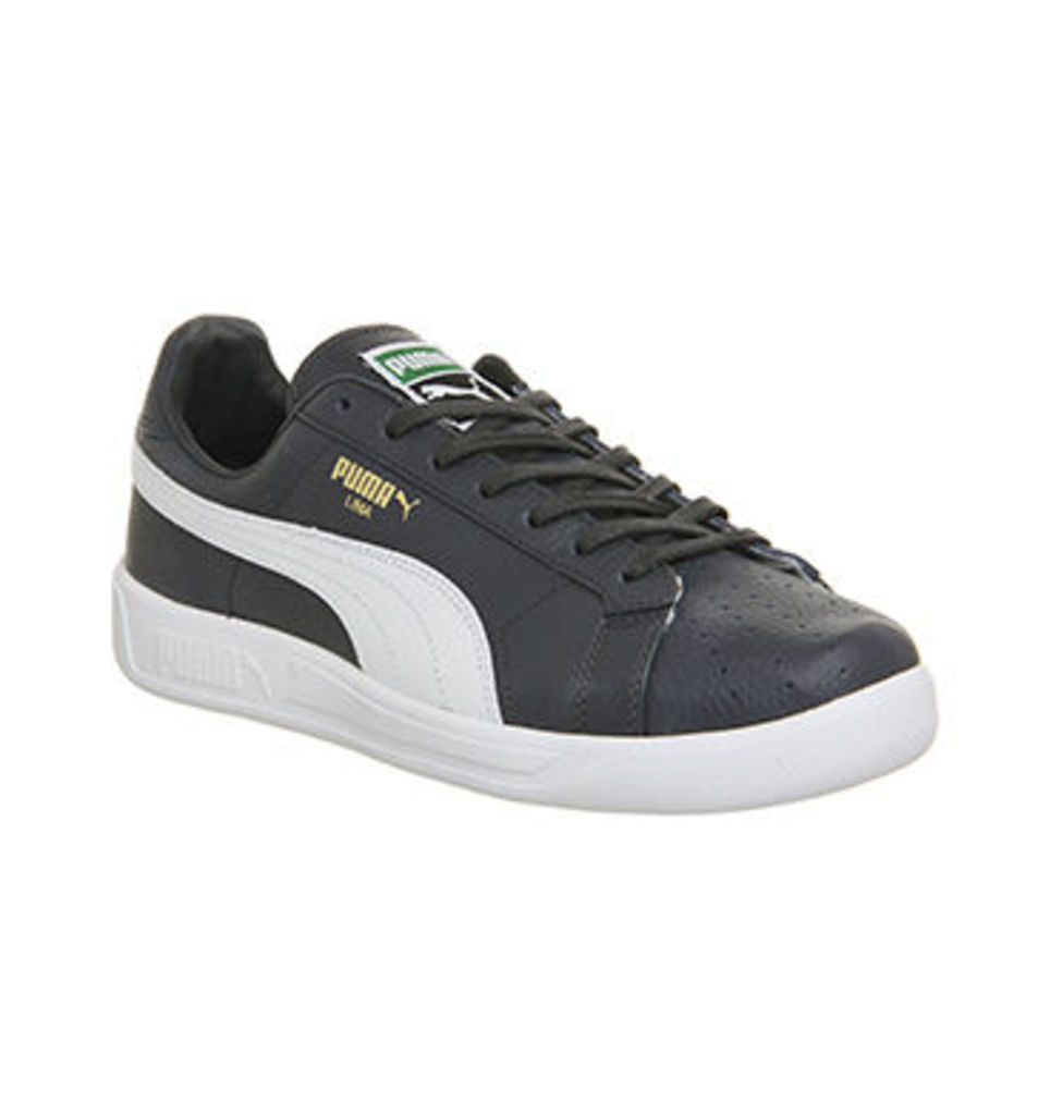 Puma Lima NEW NAVY PURE WHITE