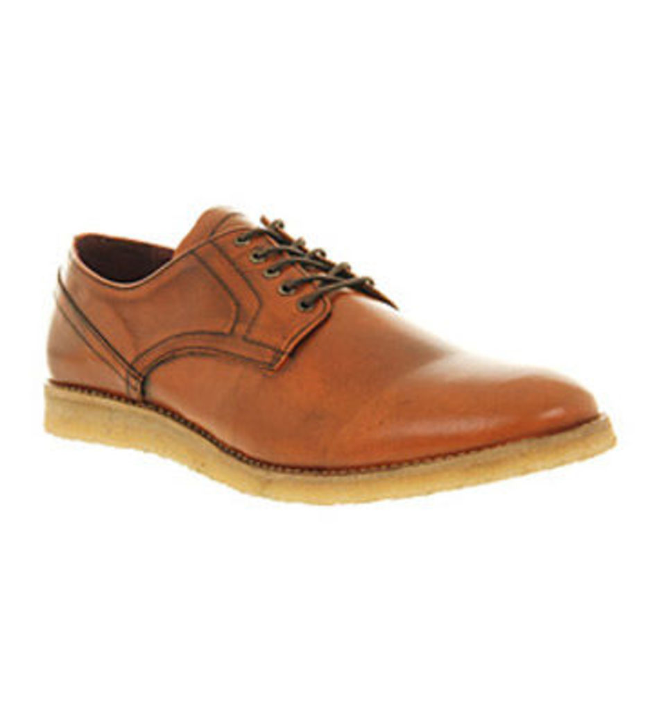Poste Francisco Lace TAN LEATHER