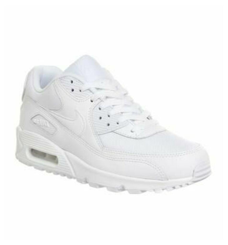 Nike Air Max 90 WHITE MONO