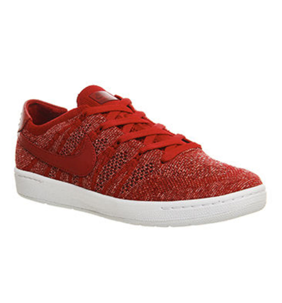 Nike Tennis Classic Ultra Flyknit GYM RED TEAM RED SAIL ATOMIC PINK