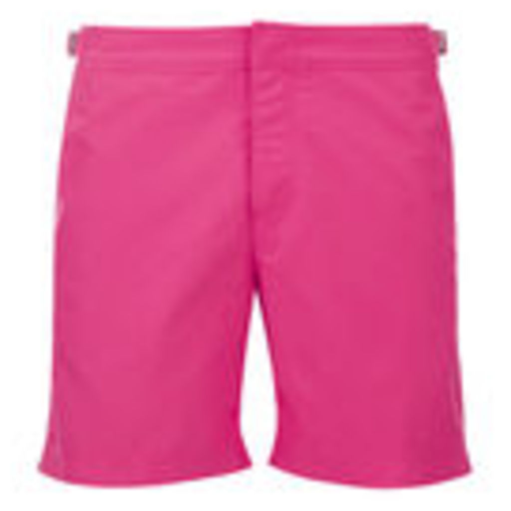 Orlebar Brown Men's Bulldog Swim Shorts - Carmine - W30 - Red