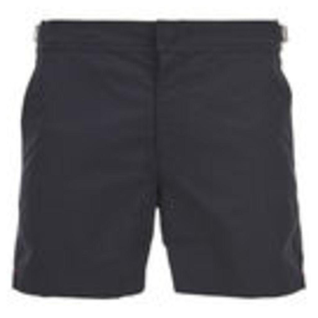 Orlebar Brown Men's Setter Swim Shorts - Black - W34 - Black