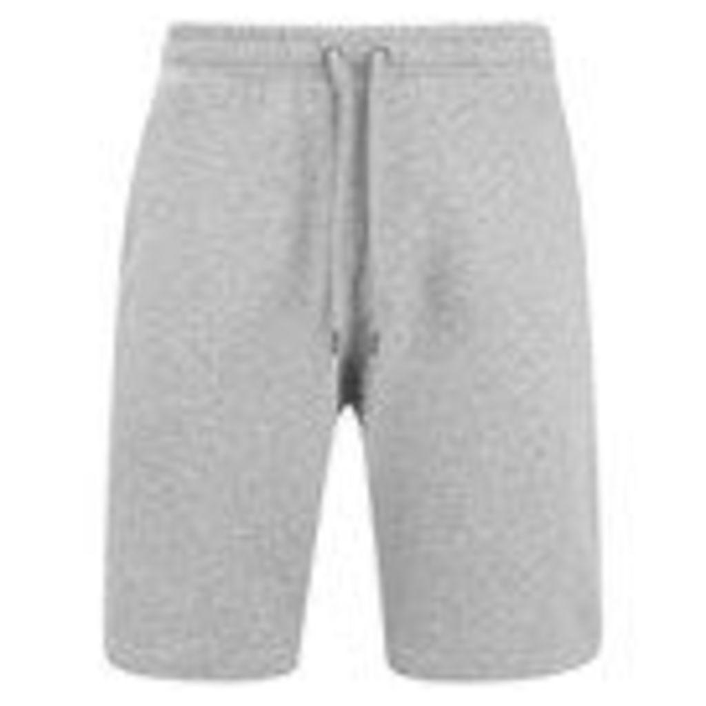 Derek Rose Men's Devon 1 Sweat Shorts - Silver - S