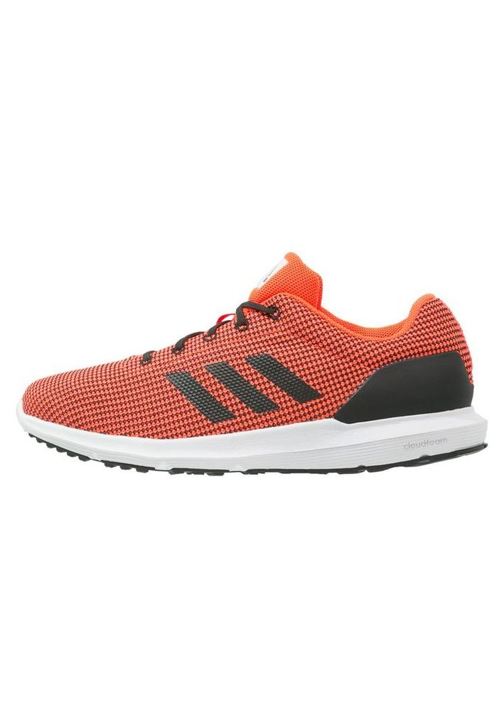 adidas Performance COSMIC  Neutral running shoes solar red/core black/white