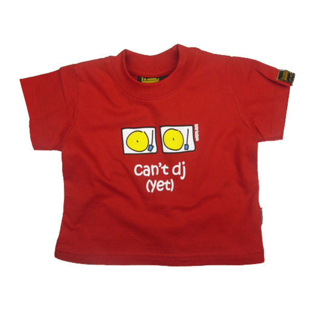 CAN'T DJ YET NF T-SHIRT