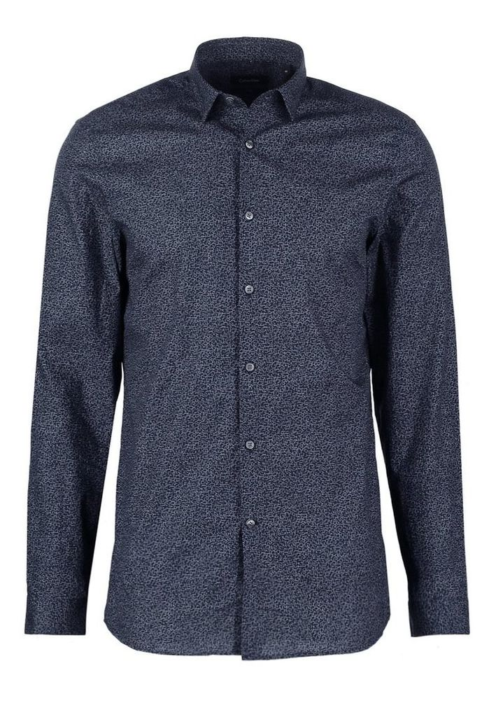 Calvin Klein WALLACE FITTED  Shirt true navy