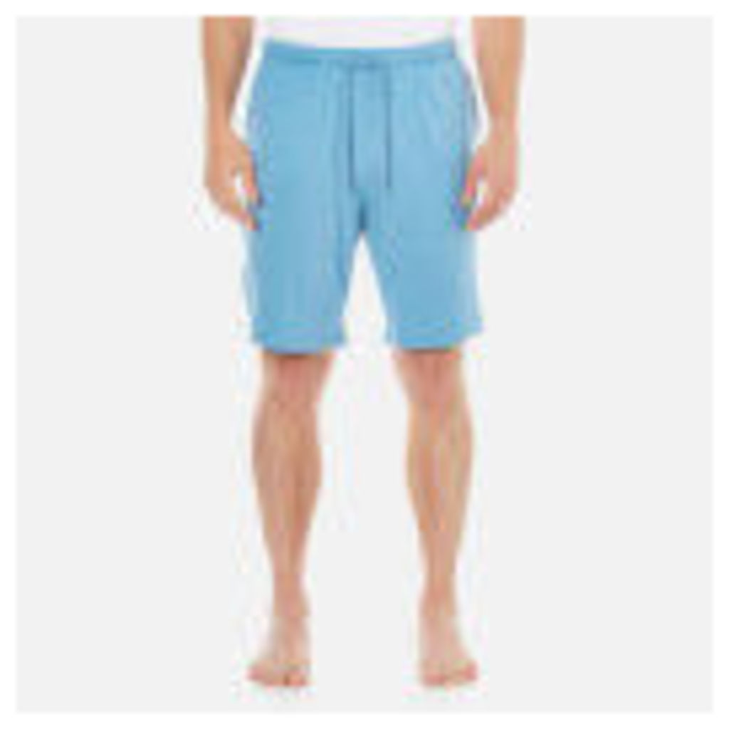 Derek Rose Men's Basel 1 Shorts - Aqua - L