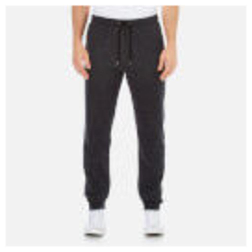 Derek Rose Men's Dorset 1 Sweatpants - Charcoal - S - Grey