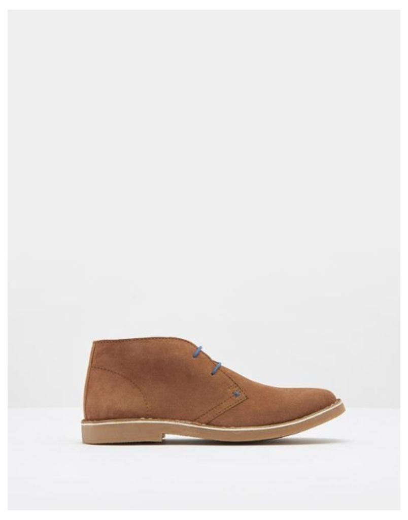 Rust Desert Boots  Size Adult Size 10 | Joules UK