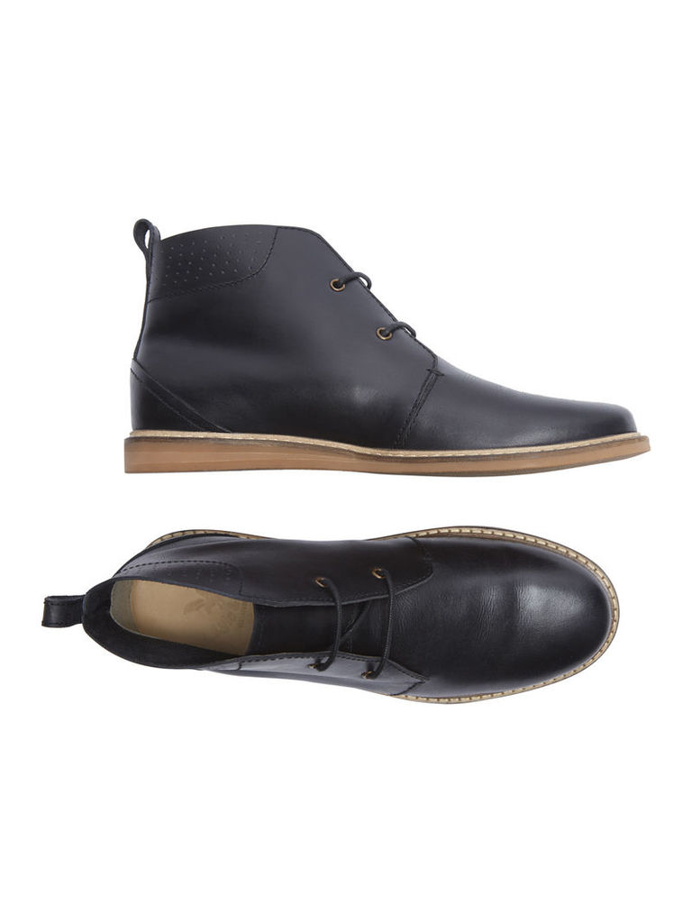 Lyle & Scott Langwell Leather Boots