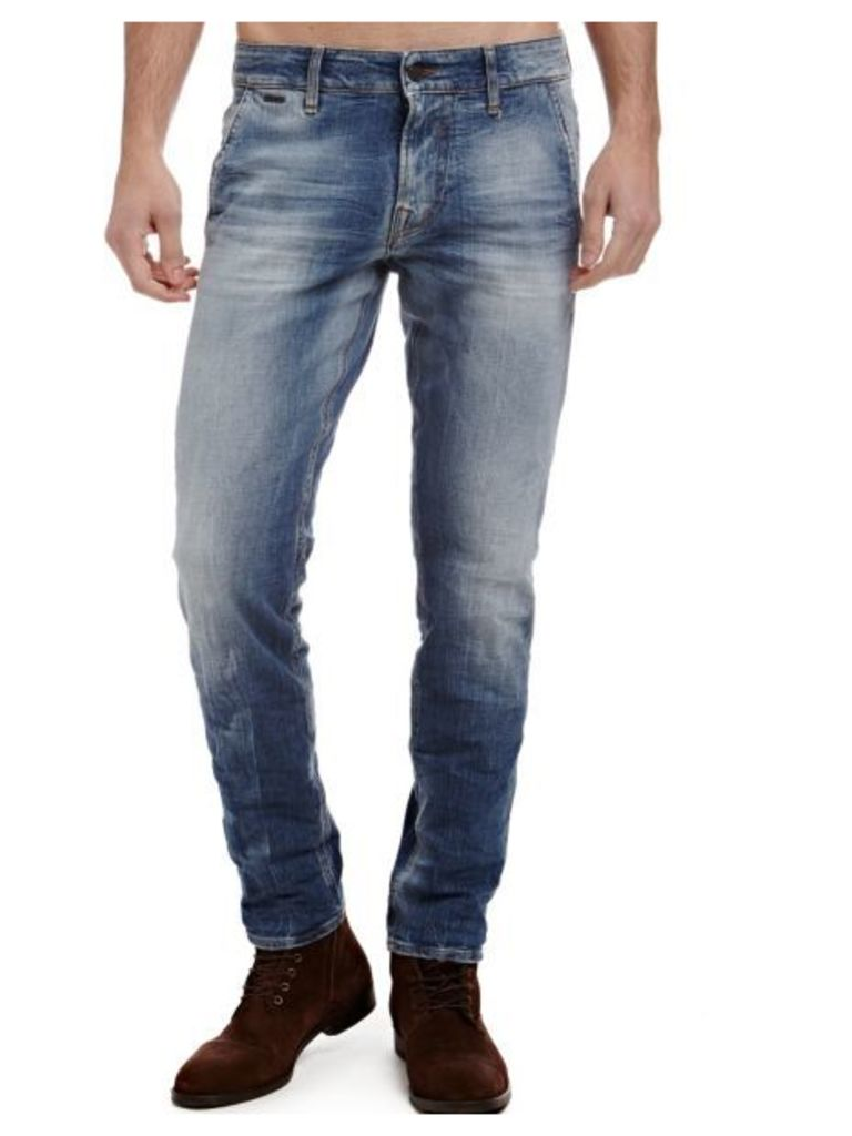Guess Super-Skinny Chino Jeans