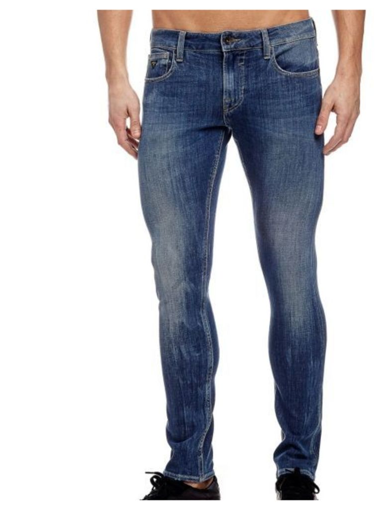 Guess Super-Skinny 2-Way Stretch Jeans