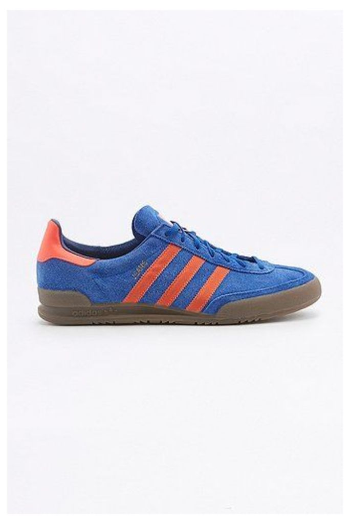adidas Originals Jeans Collegiate Royal Blue Trainers, Blue