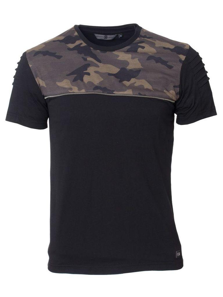 Mens Tshirt Style Explore Black