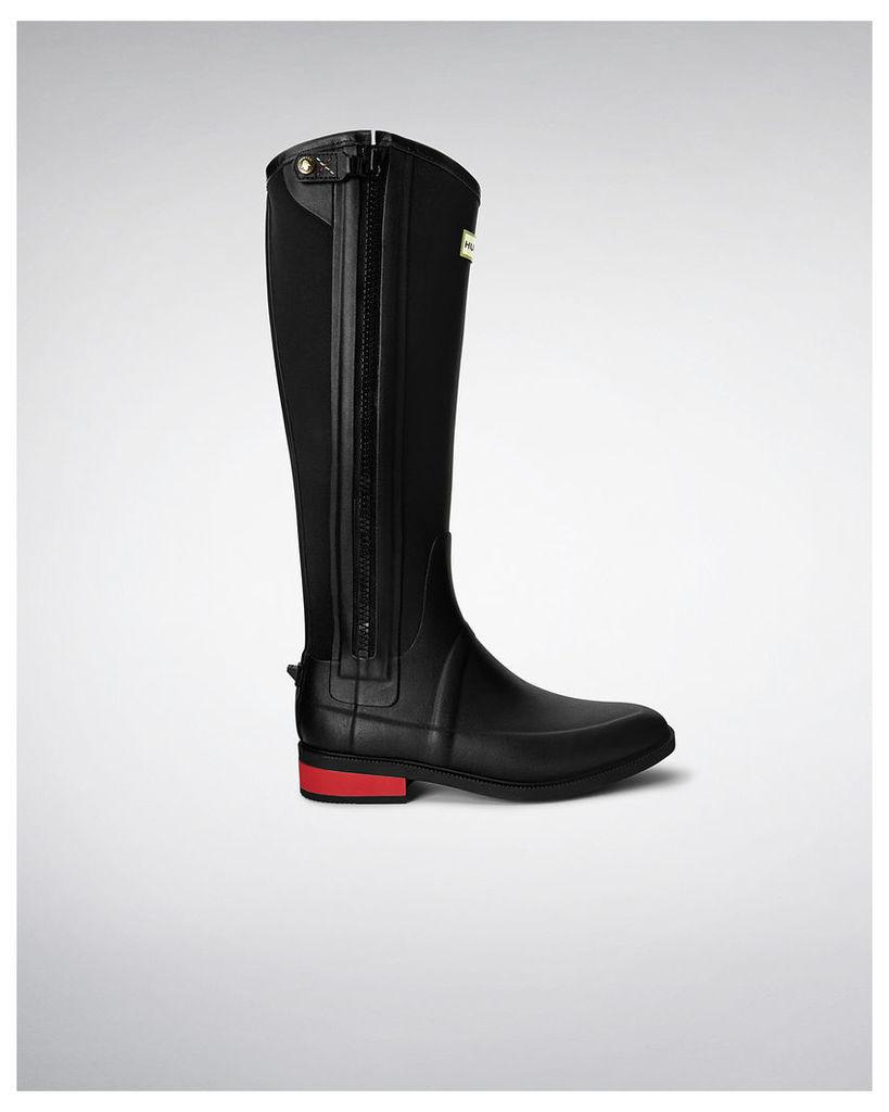 Men's Wellesley Rubber Riding Boots