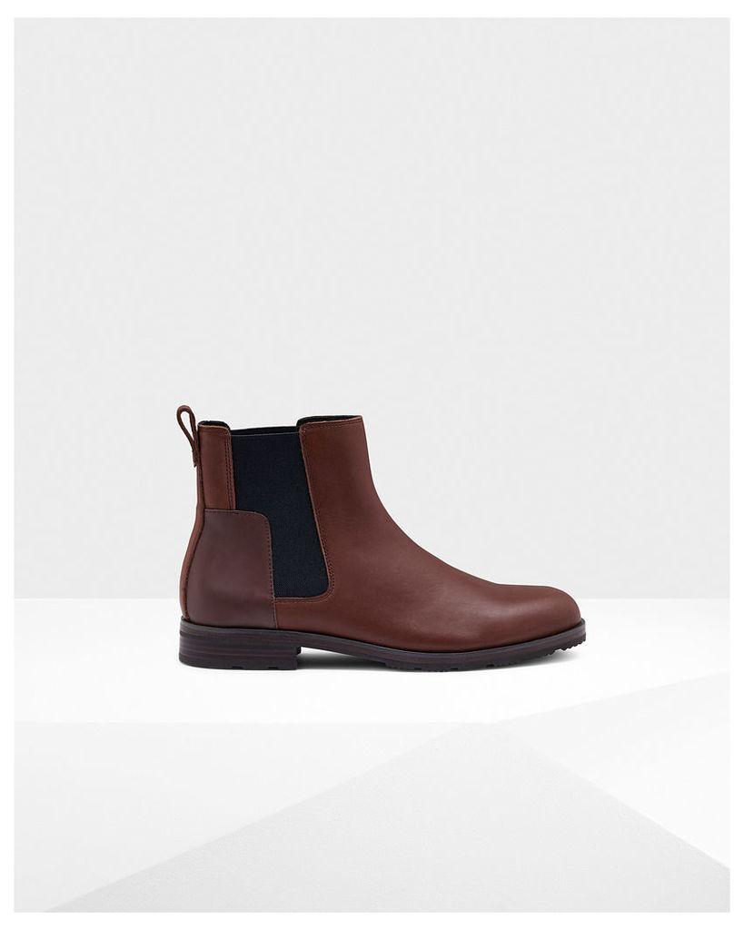 Men's Original Refined Leather Chelsea Boots