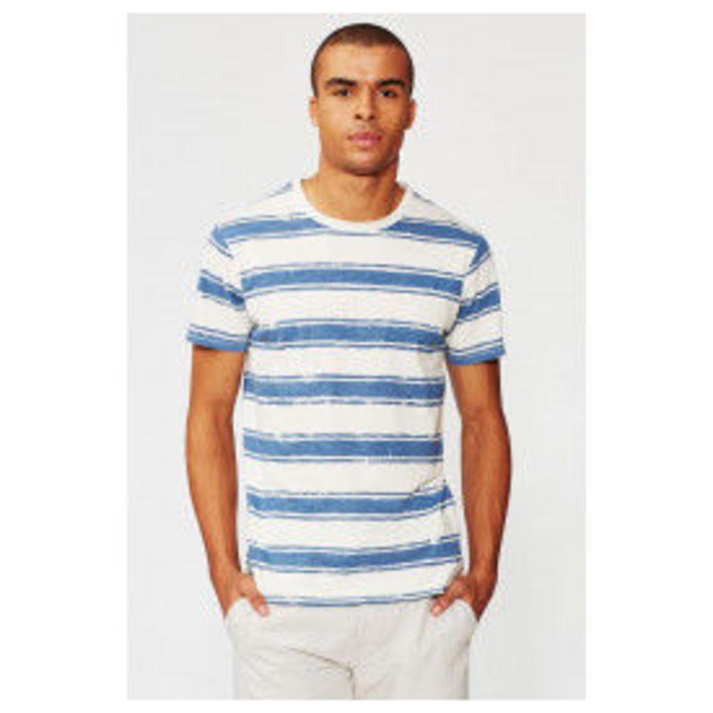 Threadbare Wichita Stripe T Shirt