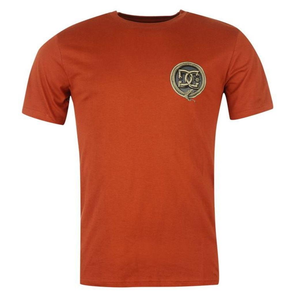 DC Python T Shirt Mens