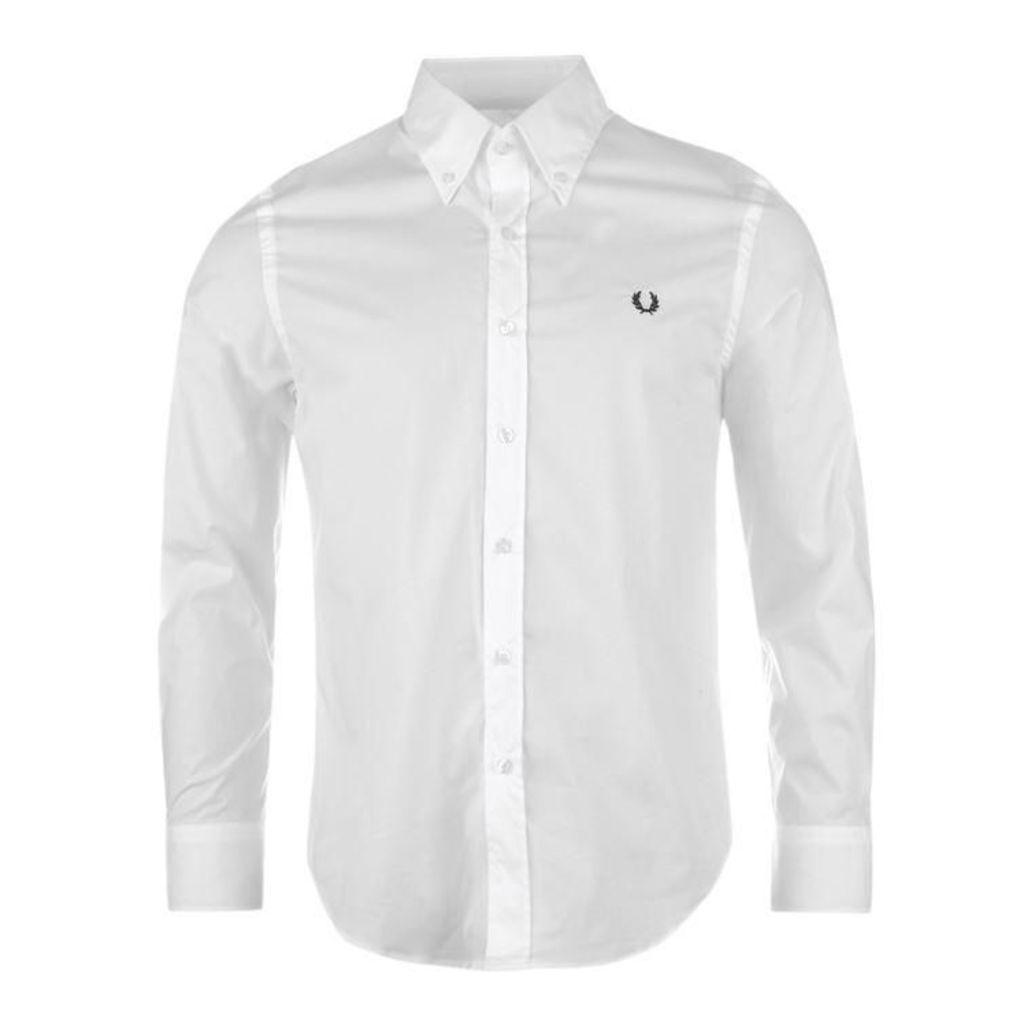 Fred Poplin Slim Fit Shirt