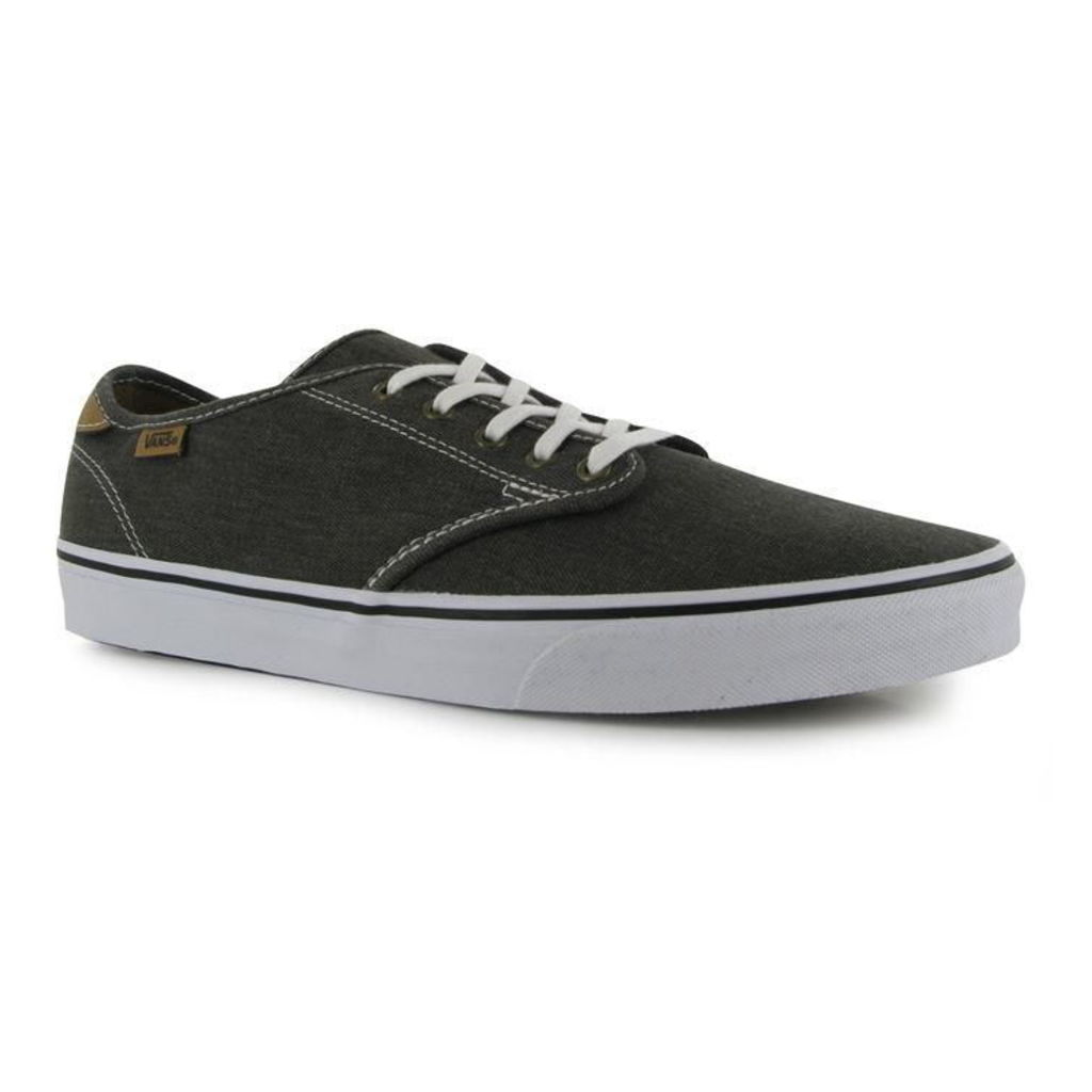 Vans Camden Washed Trainers