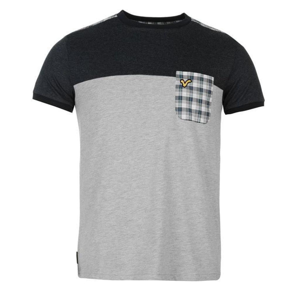 VOI Coast Check Pocket Shirt Mens