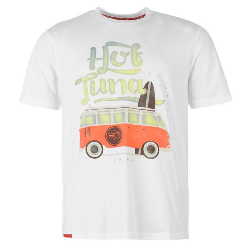 Hot Camper T Shirt Mens