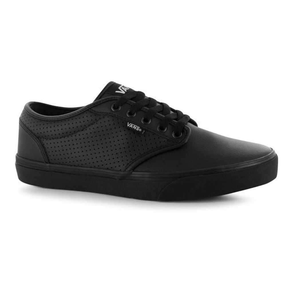 Vans Atwood Leather Mens Trainers