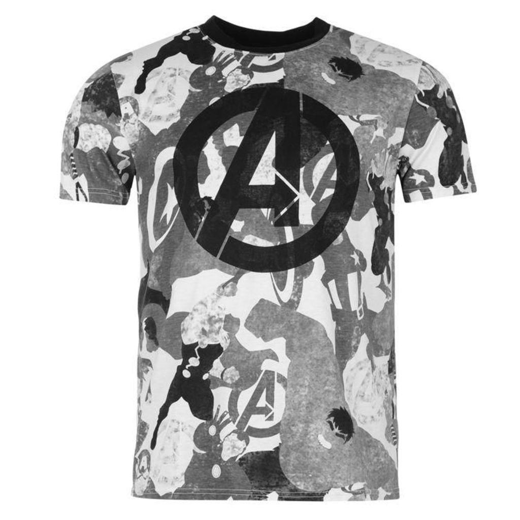 Character T Shirt Mens