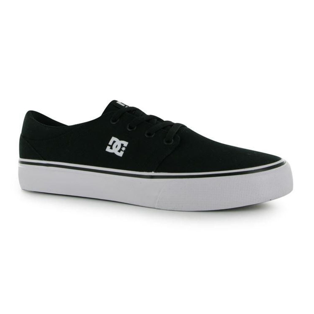 DC Trase TX Mens Canvas Shoes