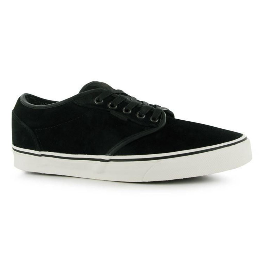 Vans Atwood Mountain Edition Suede Skate Shoes Mens