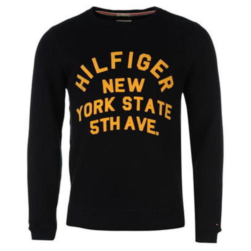 Hilfiger Huntsville Logo Sweater