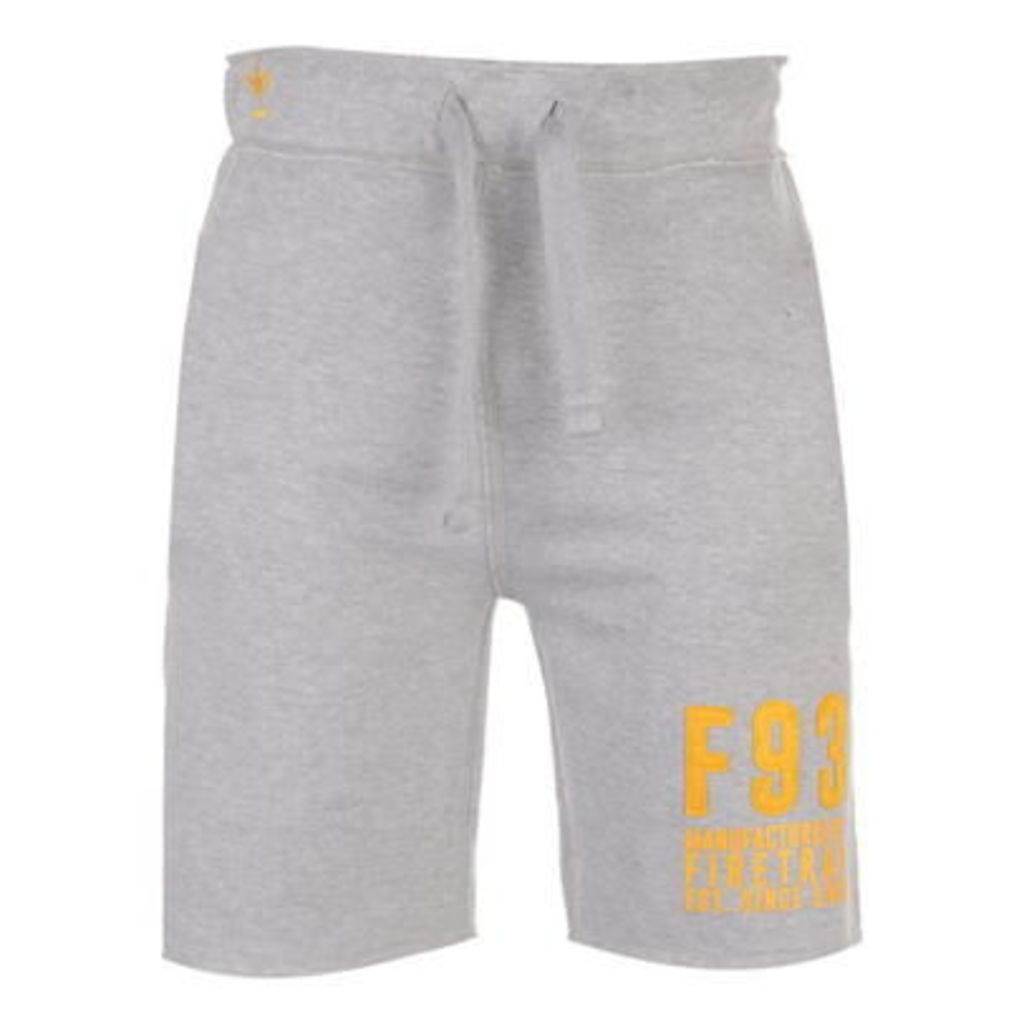 Firetrap Blackseal Contrast Shorts Mens