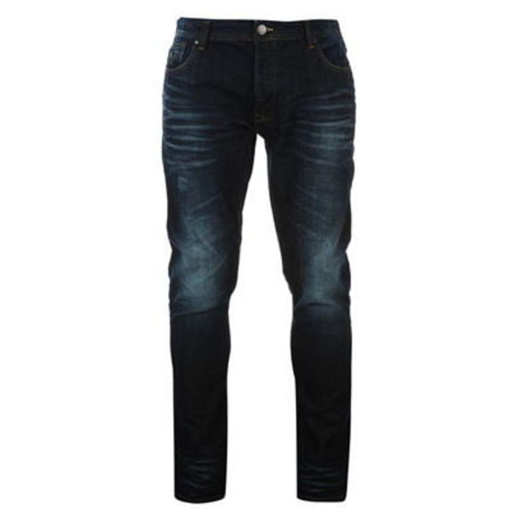 Firetrap Button Mens Jeans