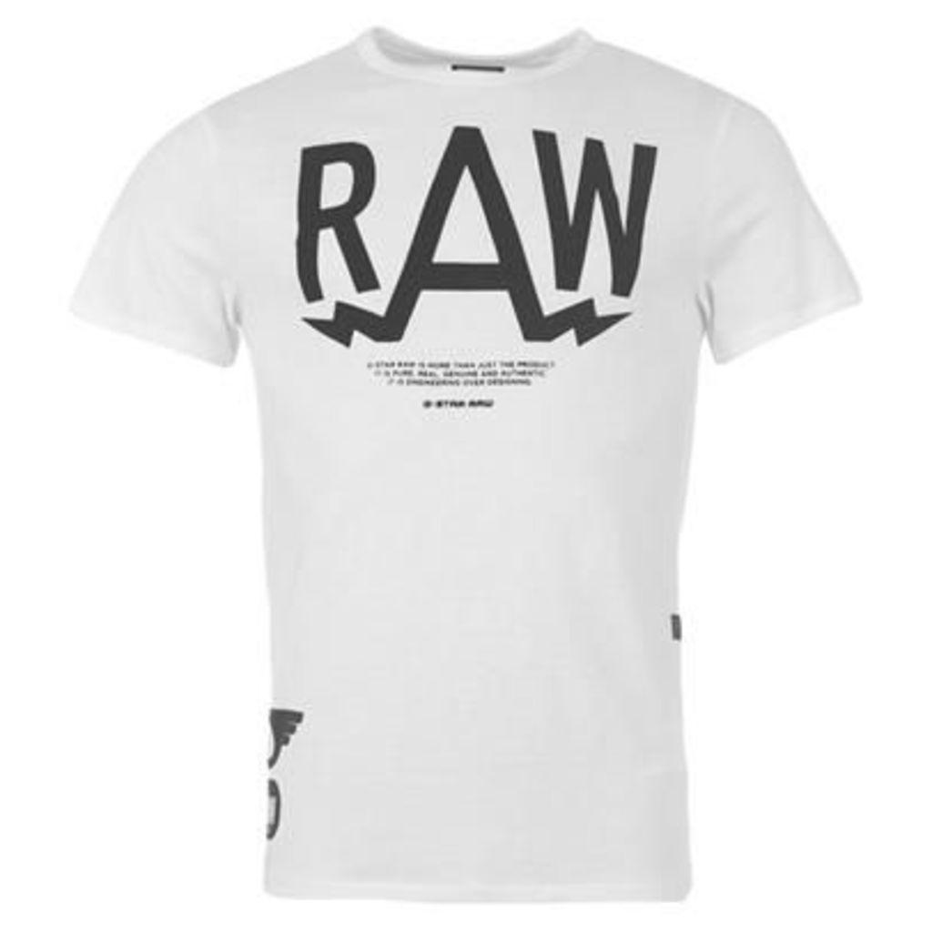 G Marsh Raw T Shirt