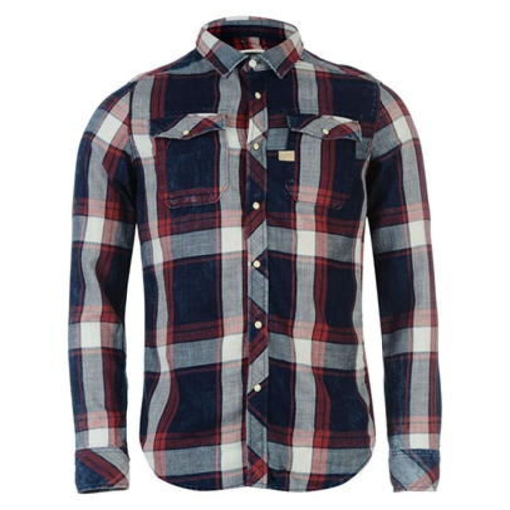 Gstar Landoh Check Shirt