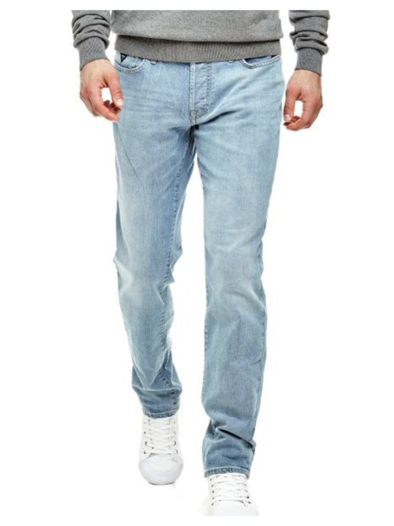 Guess Tapered 5-Pocket Jeans