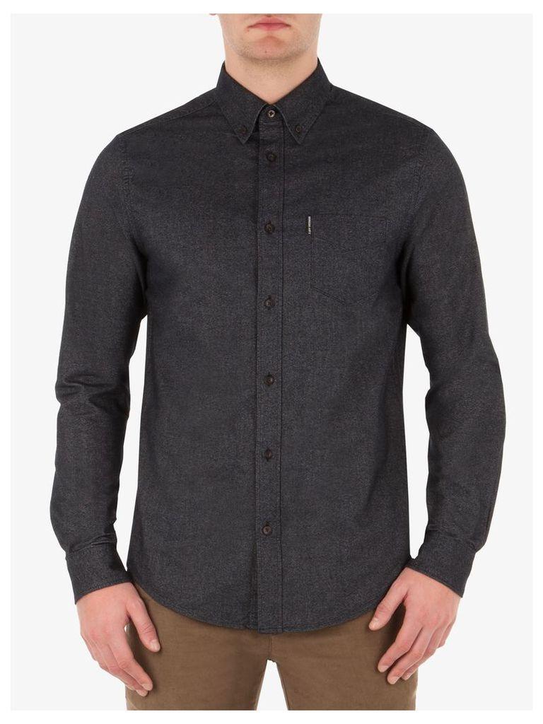 Brushed Tonic Shirt XXL True Black