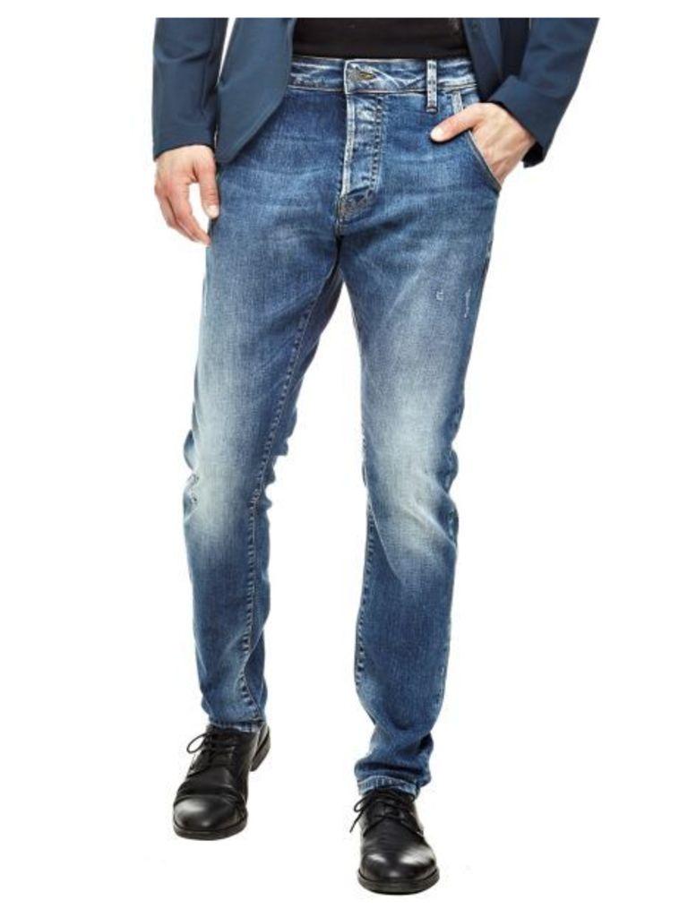 Guess Delavé Superskinny Jeans