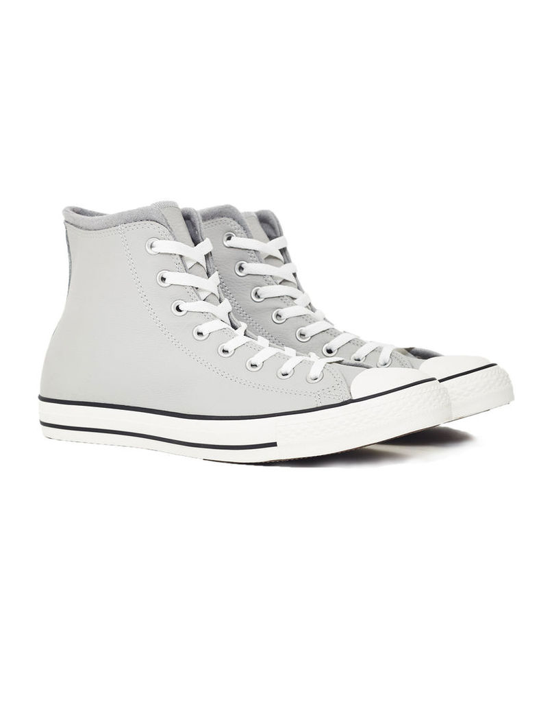 Converse Chuck Taylor All Star Wool Lined Light Grey
