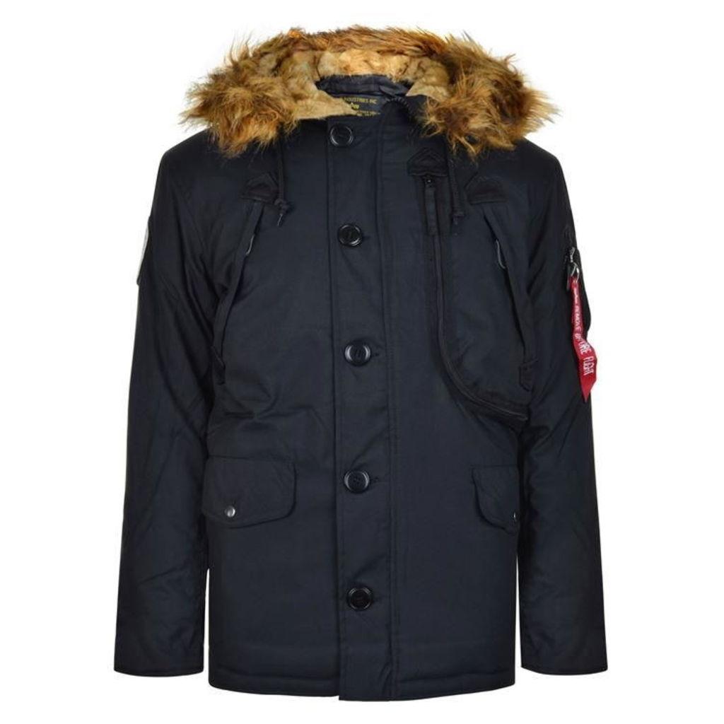 Polar Parka Jacket