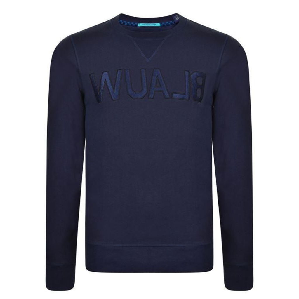 Blauw Sweatshirt