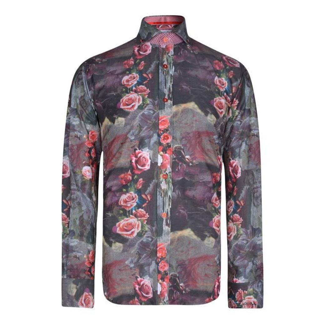 Aubrey Floral Shirt