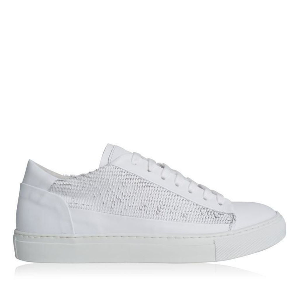 Morris Low Top Trainers